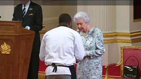 Video: I cooked waakye for the Queen of England - Elijah Amoo Addo