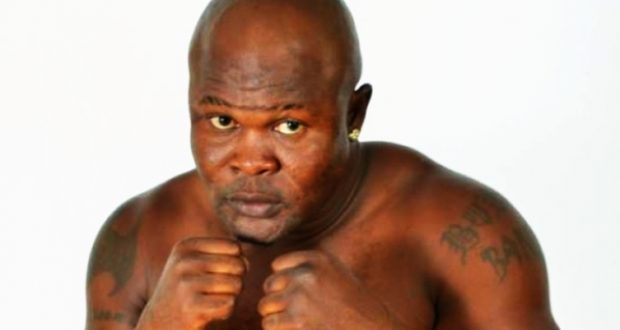 Bukom Banku went home a rich man after losing to Bastie ... this is how much he took