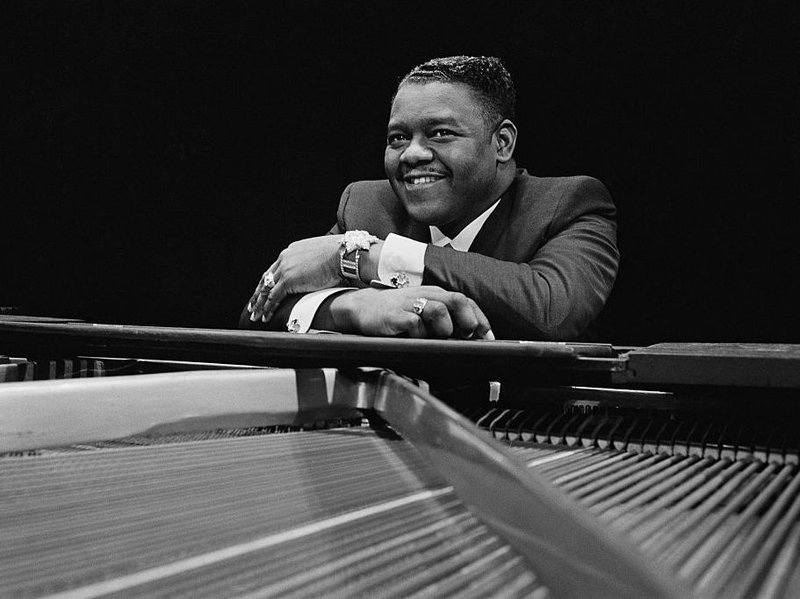 Fats Domino, Architect Of Rock And Roll, Dead At 89