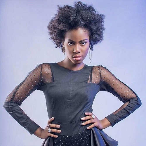 Ebony can't take my place – MzVee