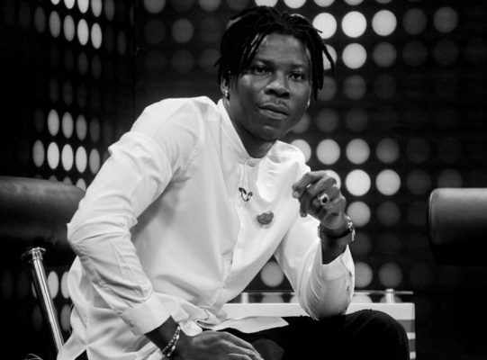 Watch: Stonebwoy Drops Music Video For 'Hero'