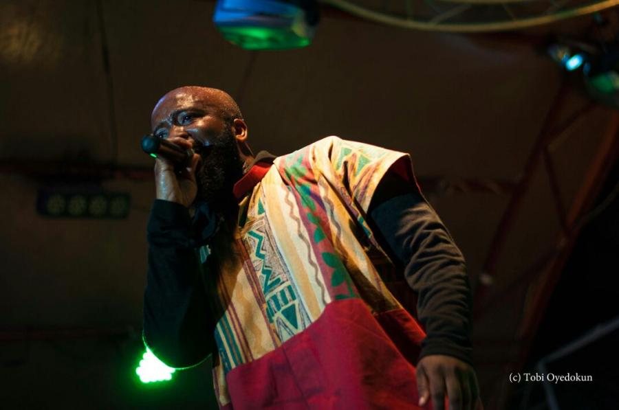 YFM's Trigmatic Shines At Felabration