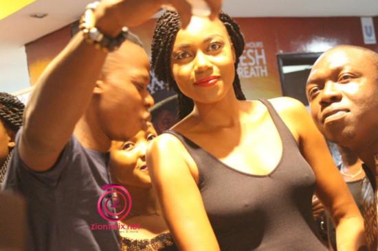 #NoBraDay: See hot braless photos of Ghanaian celebrities