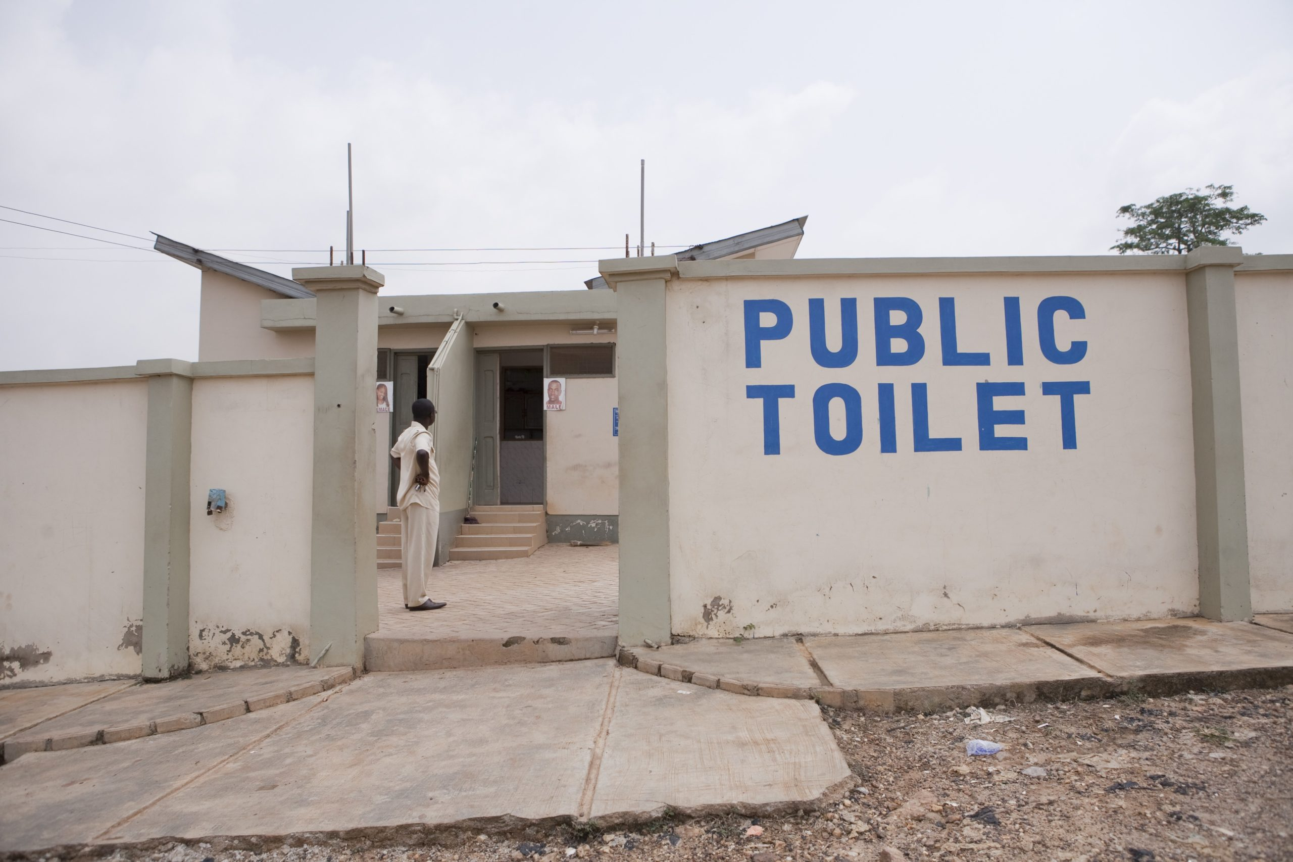Ghana among world top 10 countries without decent toilets