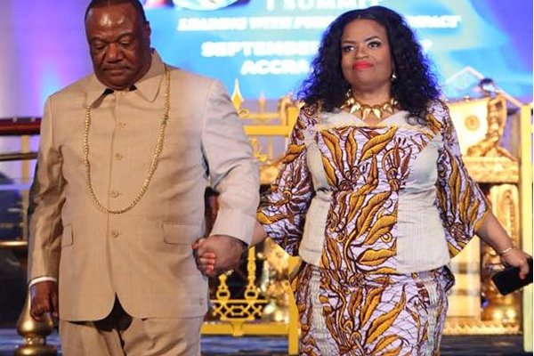 Lady Rosa opens up on marriage to Duncan-Williams