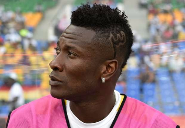 Real Madrid wanted to sign me - Gyan