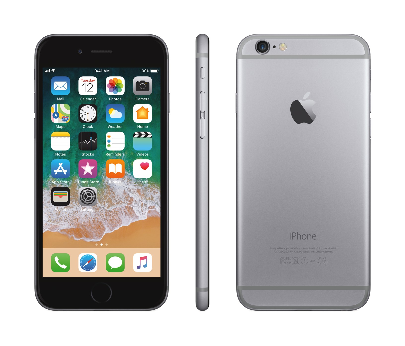 iPhone 6 at amazing price for Christmas Festive Season