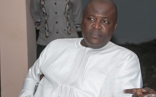 Ibrahim Mahama fights government over bauxite