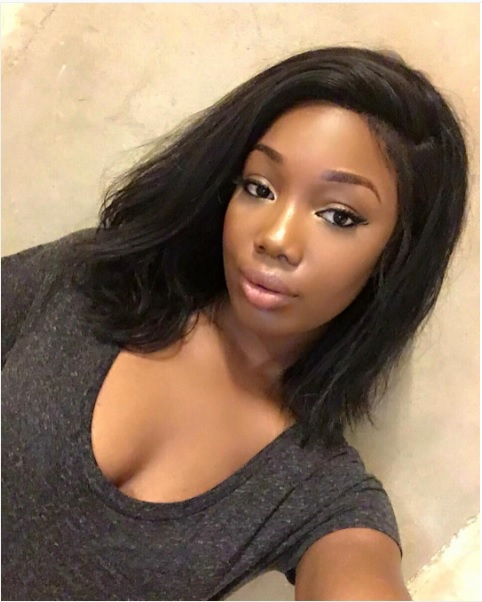 Afriyie Acquah and lady who leaked Amanda's Nudes gives birth