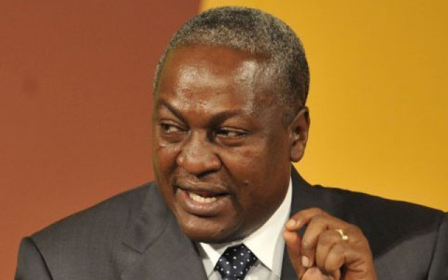 I don't have a problem with Rawlings – Mahama