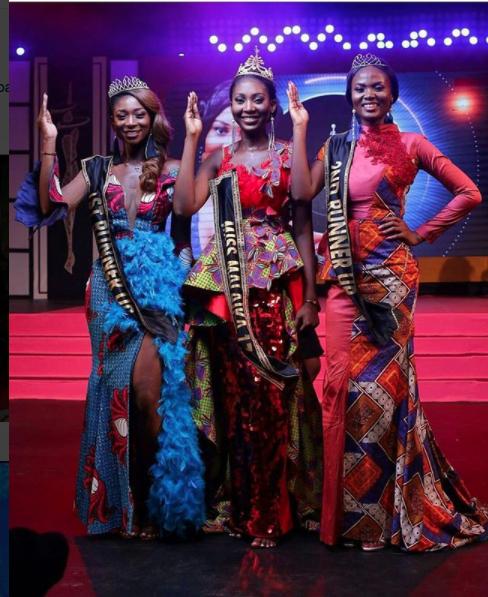 A New Beauty Queen: Pearl Nyarko Mensah Is Winner Of Miss Malaika 2017