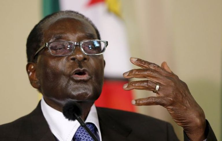 Fall of Robert Mugabe: Nana Addo calls for peaceful resolution