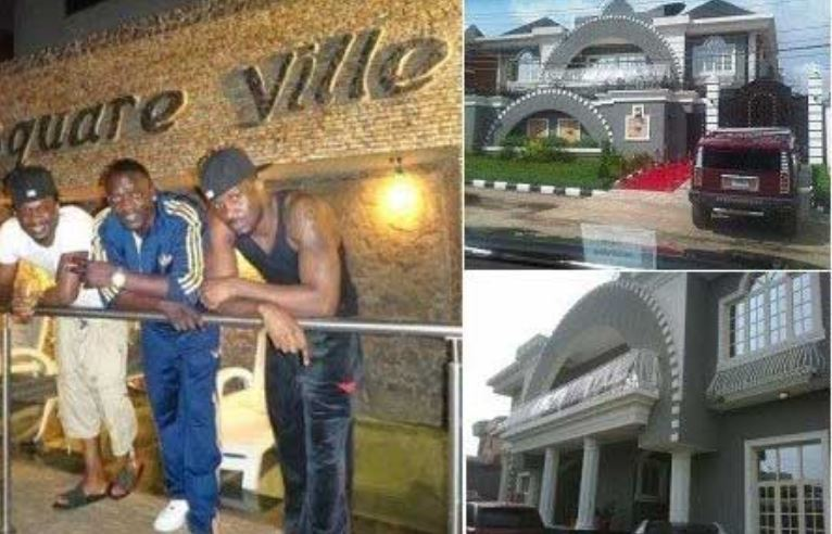 Photos: Psquare puts up their joint properties for sale; Square Ville mansion going for N320million