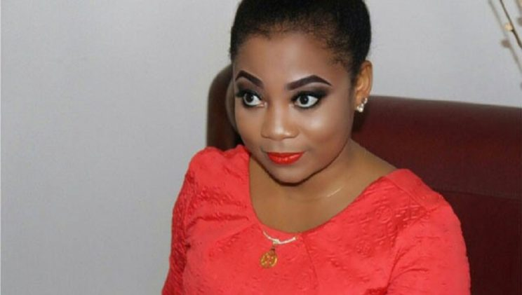 I never knew I was dating a married man – Vicky Zugah