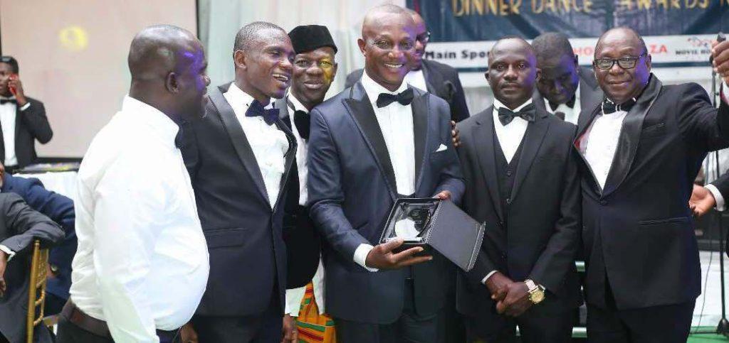 Opoku Ware Old Boys 'Akatakyie' honour Ghana coach Kwesi Appiah for immense contribution to Ghana football