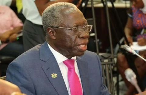 Parliament rejects GHC6m budget for Senior Minister's office