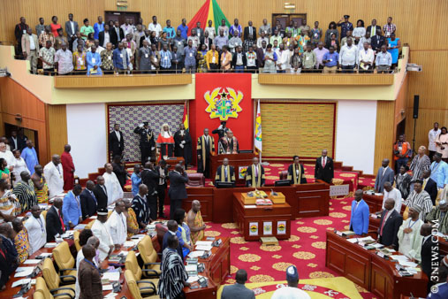 85 MPs missed 15 sittings without permission - Report