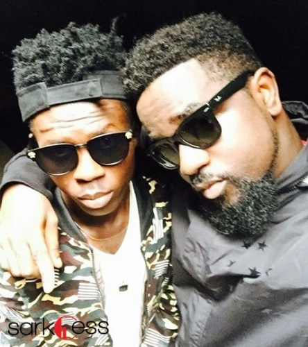 Sarkodie Names His Only Best Rapper In Ghana