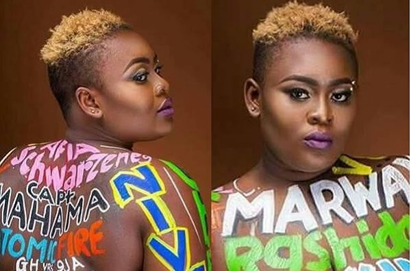 I will blame myself if I am raped – Ghanaian model
