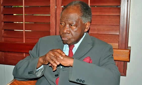 Ghana Loses a great diplomat, KB Asante has passed