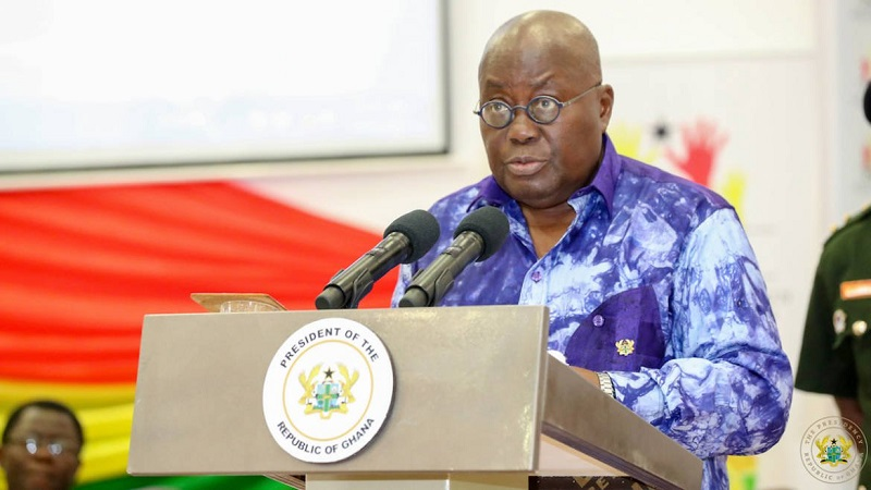 We have not, will not offer military base to U.S. – Akufo-Addo