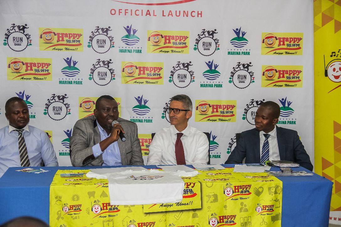 Happy FM, Lakeside Marina Launch 2018 edition of Family Fun Run