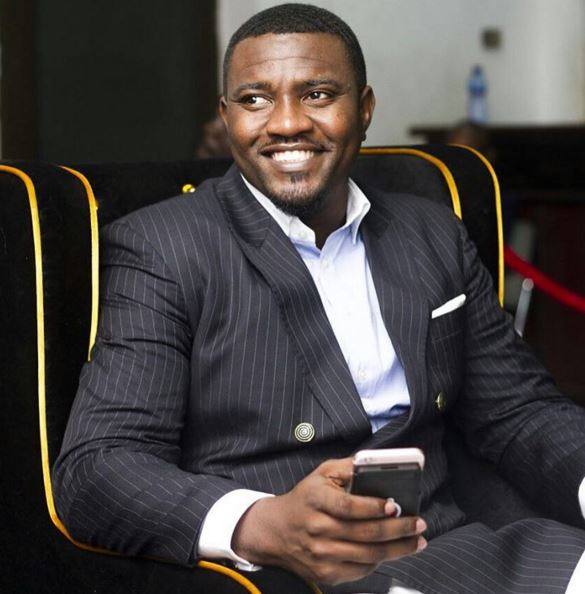 John Dumelo Reacts to His Marriage proposal rumour