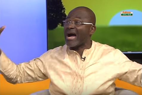 Kennedy Agyapong warns NPP over Amidu's appointment