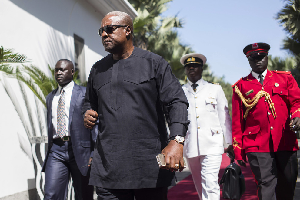 Mahama storms court for NCA gang