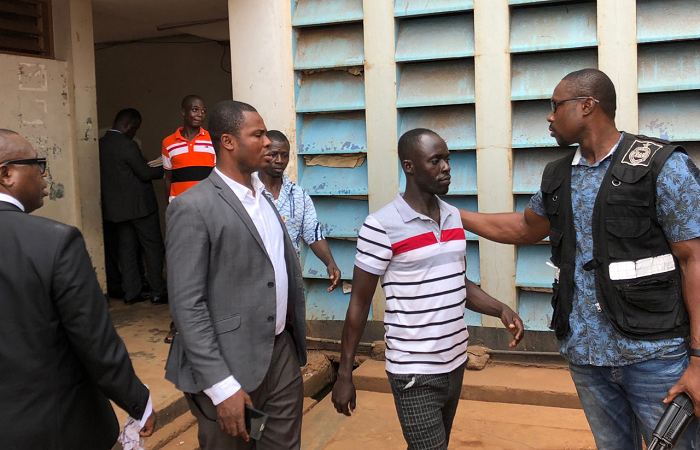 Major Mahama murder: 14 suspects to face trial