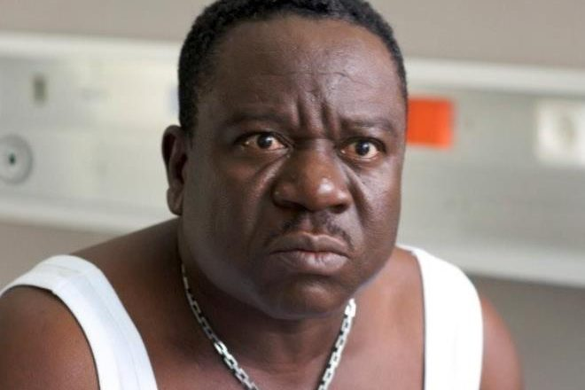 Robbers storm Nollywood Actor, Mr Ibu' s house, steal N14.3m