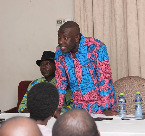 Remain the conscience of society – Oppong-Nkrumah calls on media