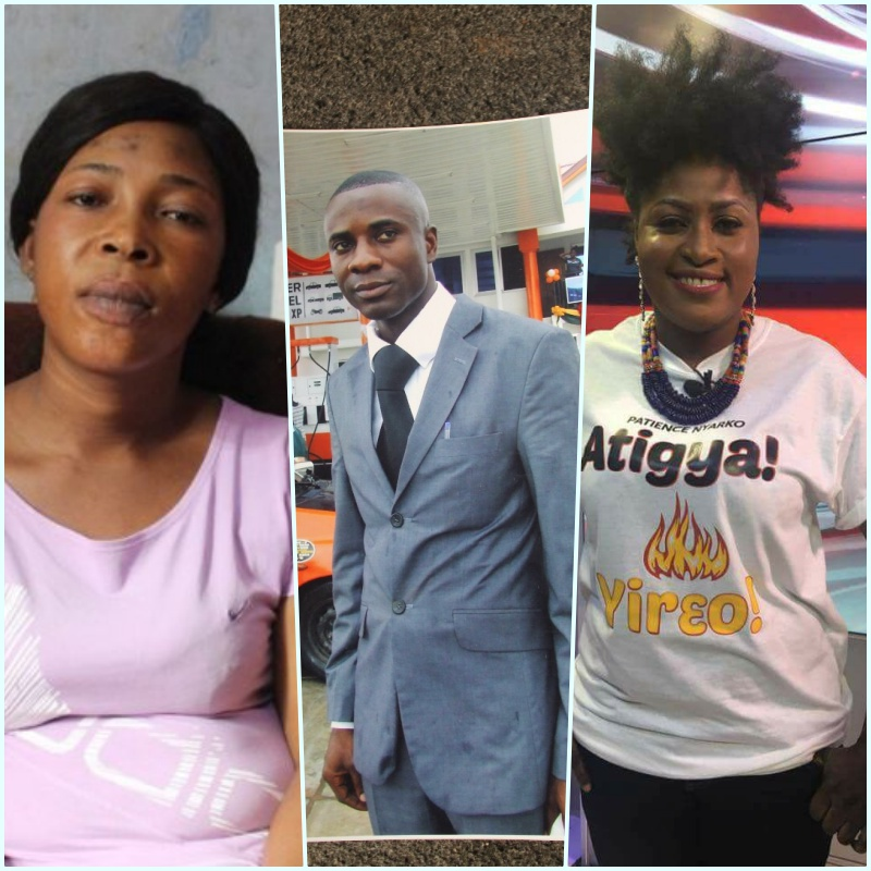 Artiste Manager, Mr Kumi Reacts To Reports That Gospel Musician Patience Nyarko Has Snatched Him From His Wife
