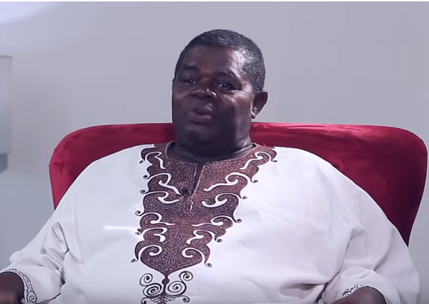 Psalm Adjeteyfio Aka T.T From Taxi Driver Sheds Tears As He Talks About Why He Cheated On His Wife