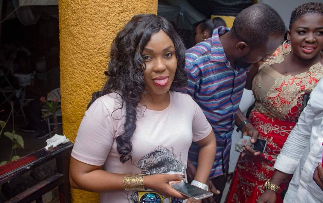 Kumawood Actress Loses Ghc7000 on Pool Party Event