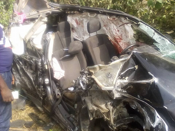 How Ebony's tragic accident actually happened - Driver speaks