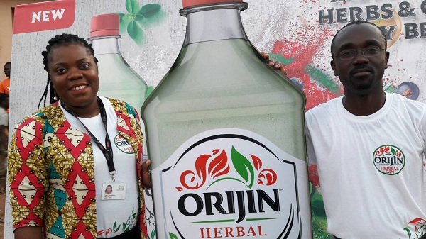Guinness Ghana Breweries Limited Unveils Orijin Herbal Gin - A Gin Reinvented With Herbs