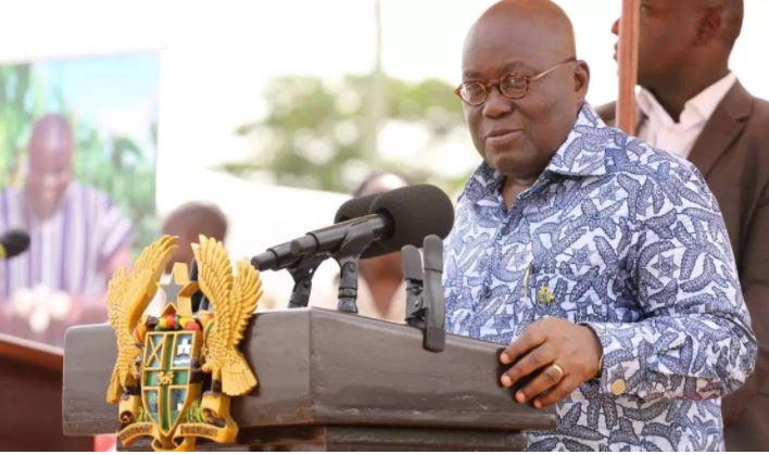 Nana Addo orders release of funds to fight crime