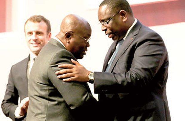 World leaders hail Free SHS in Dakar