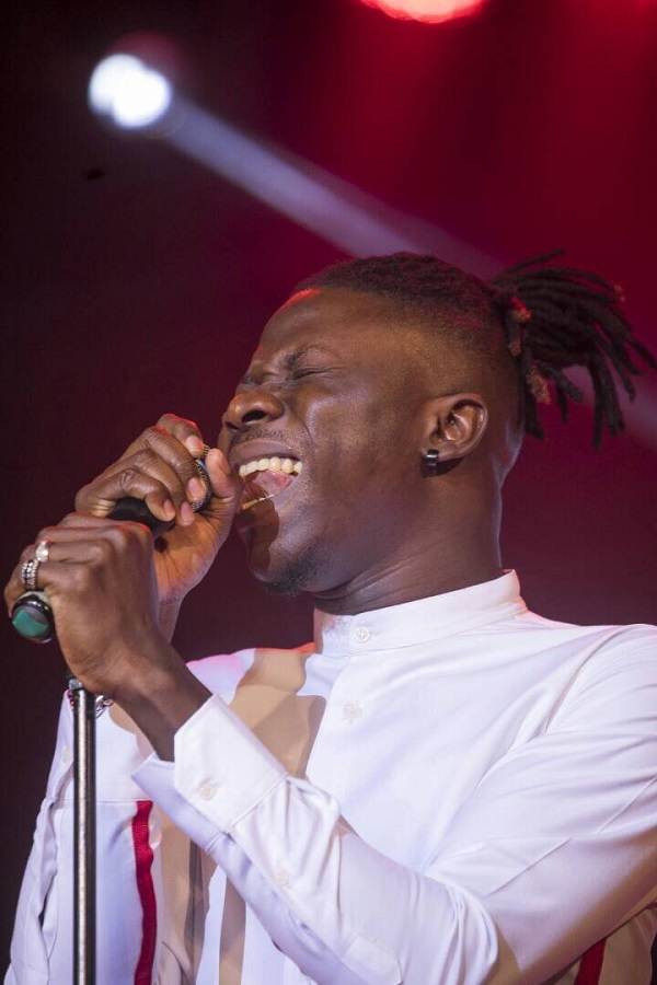 I won't die now – Stonebwoy