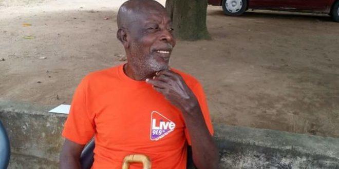 Veteran Actor Super OD Is Dead