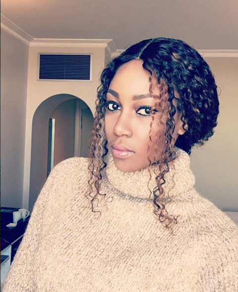 Photos: Yvonne Nelson after pregnancy