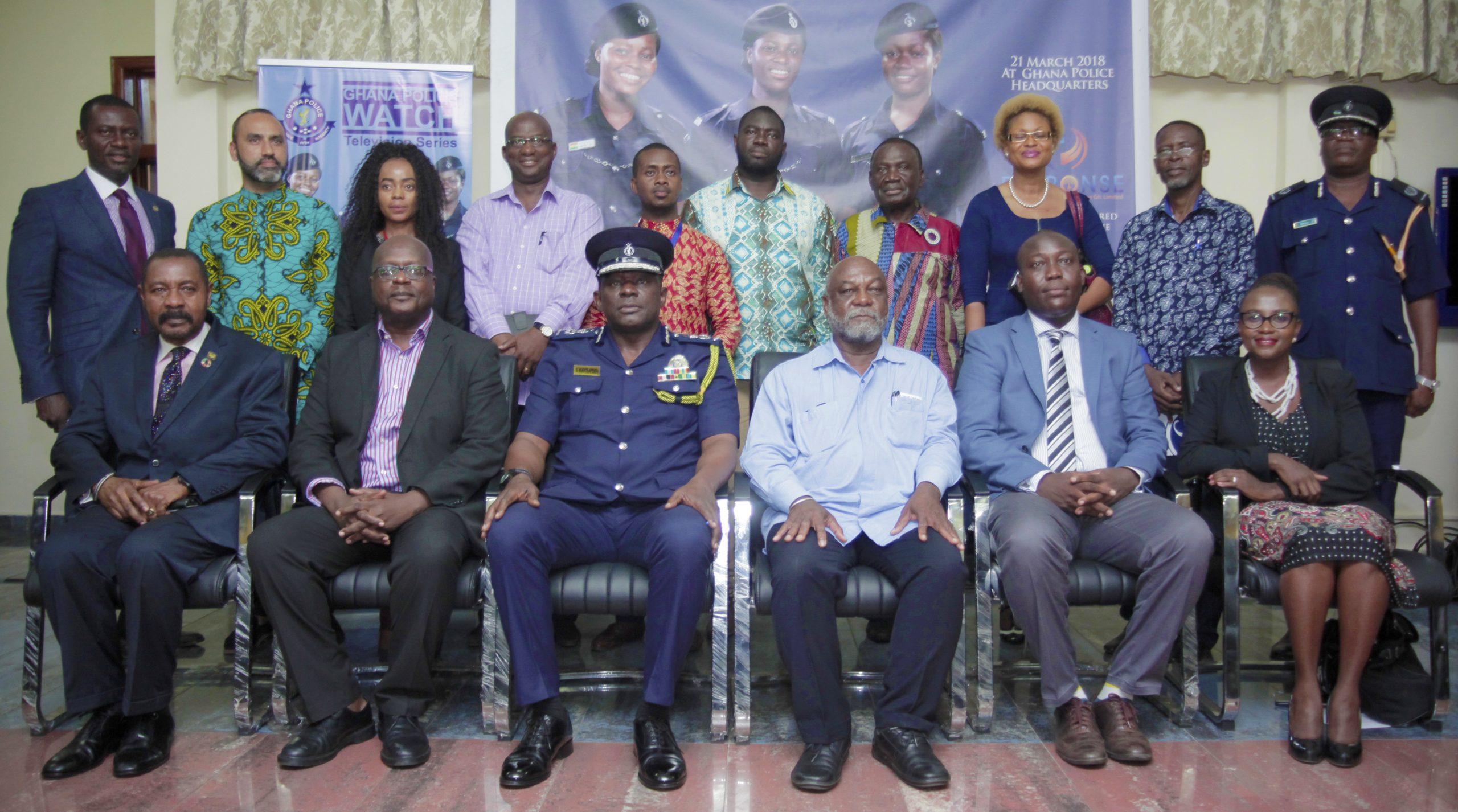 e.TV Ghana to Show Ghana Police Watch