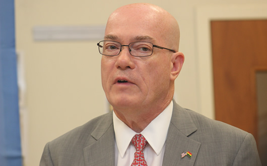 Why Ghanaians are bounced visas - US Ambassador gives details