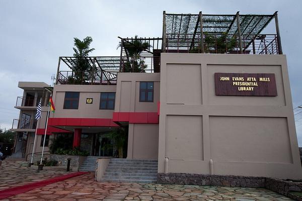 Closure of Atta Mills Library sad — Anyidoho