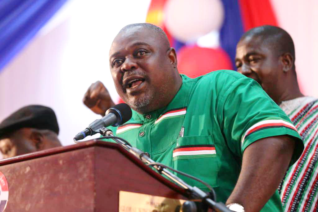 BREAKING NEWS: Koku Anyidoho nabbed over Akuffo-Addo Coup d'état comment