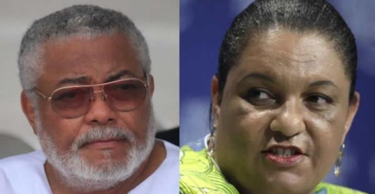 Don't disrespect my wife again – Rawlings to Hannah Tetteh