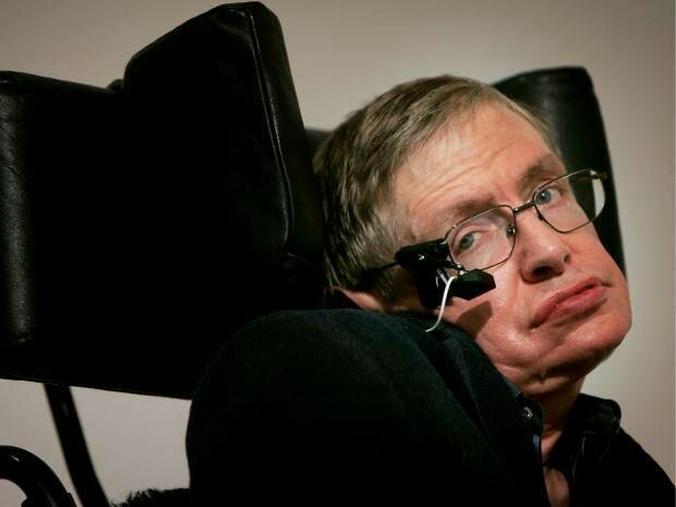 Brilliant Scientist Stephen Hawking Dies At 76