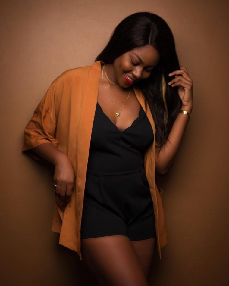 Yvonne Nelson finally talks both her pregnancy  and her experience during delivery