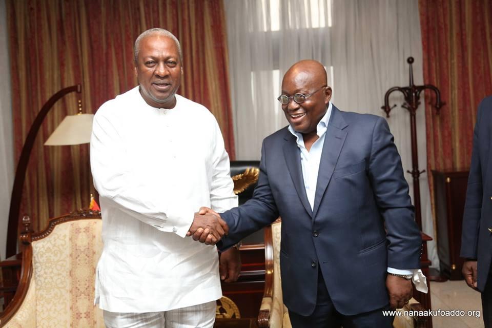 Nana Addo, John Mahama, Others Nominated for 2017 Ghana's Most Influential Award